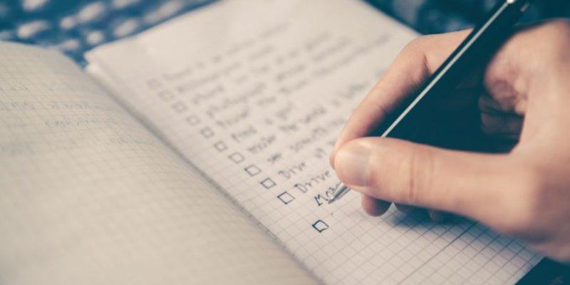 checklist definitivo para comprar una casa