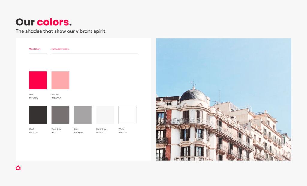 Colores Diseño Web