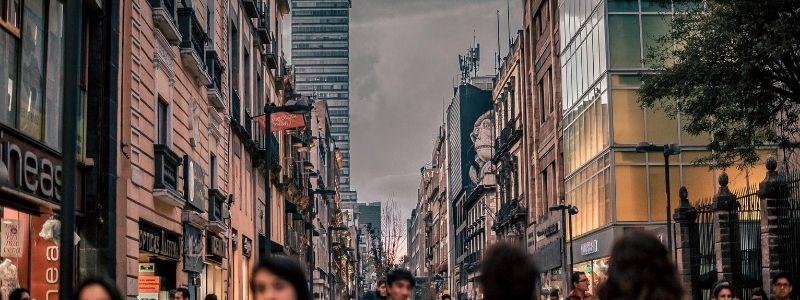 Calle de México