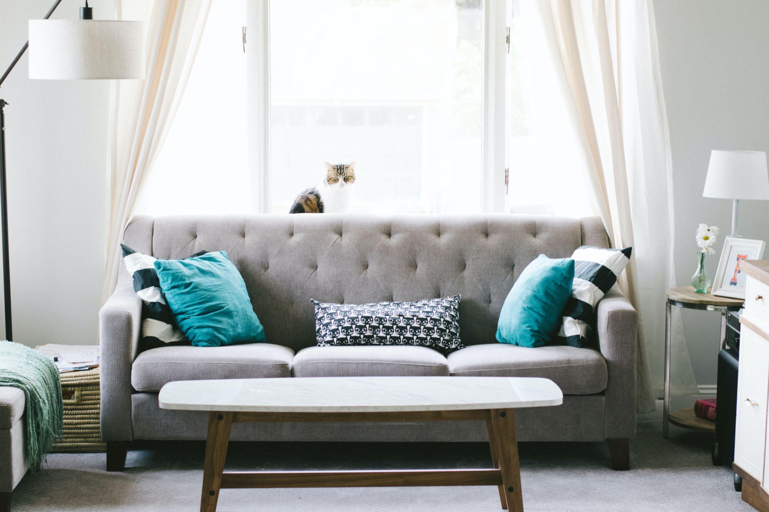 Casa Clikalia sofa escandinavo