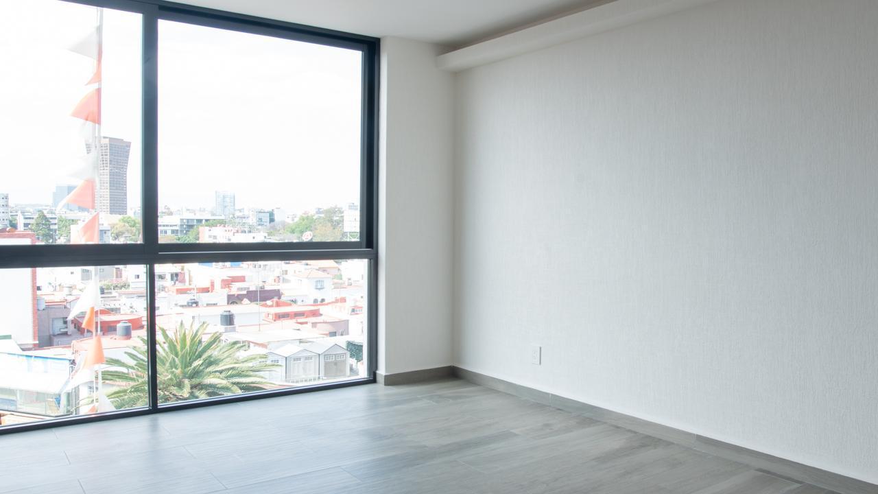 Imagen de habitación en Pitágoras, Narvarte Oriente