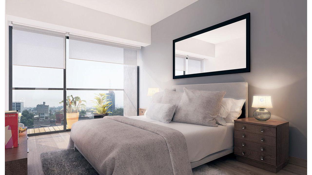 Imagen de habitación en Cuauhtémoc, Narvarte Poniente