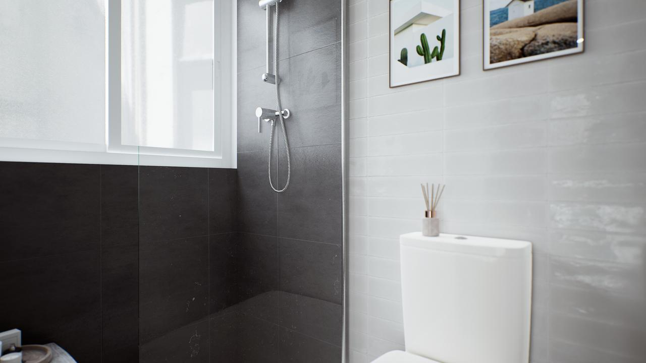 Imagen de baño en Luis Carracci 43, Insurgentes Mixcoac, Benito Juarez, San Juan
