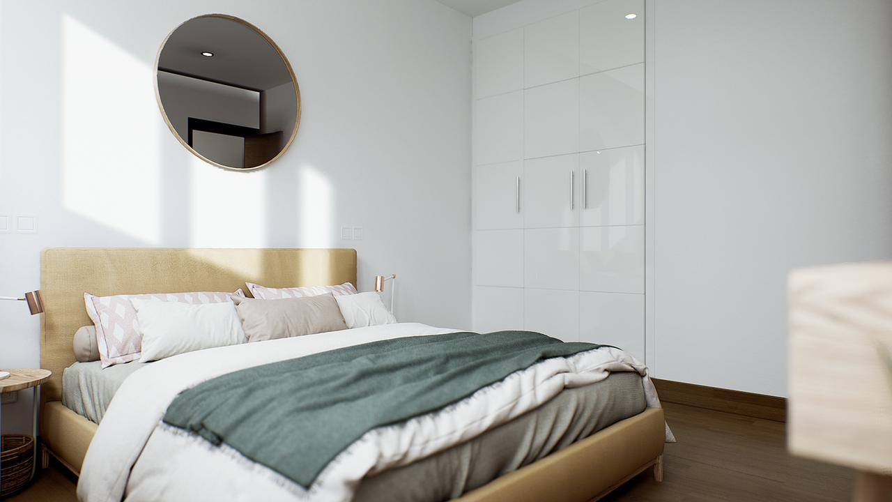 Imagen de habitación en Luis Carracci 43, Insurgentes Mixcoac, Benito Juarez, San Juan