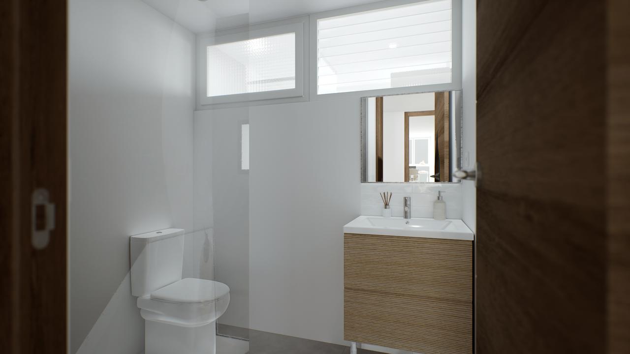 Imagen de baño en Pennsylvania, Napoles