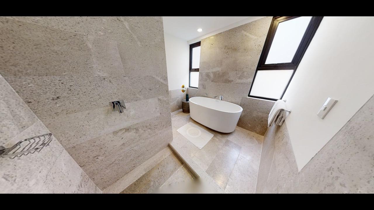Imagen de baño en Zacatecas, Roma Norte