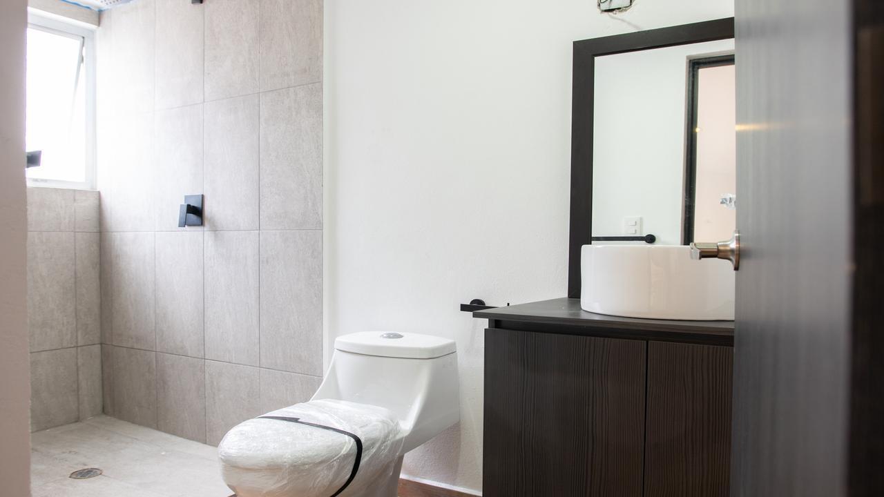 Imagen de baño en Puente La Morena, Escandón I Sección