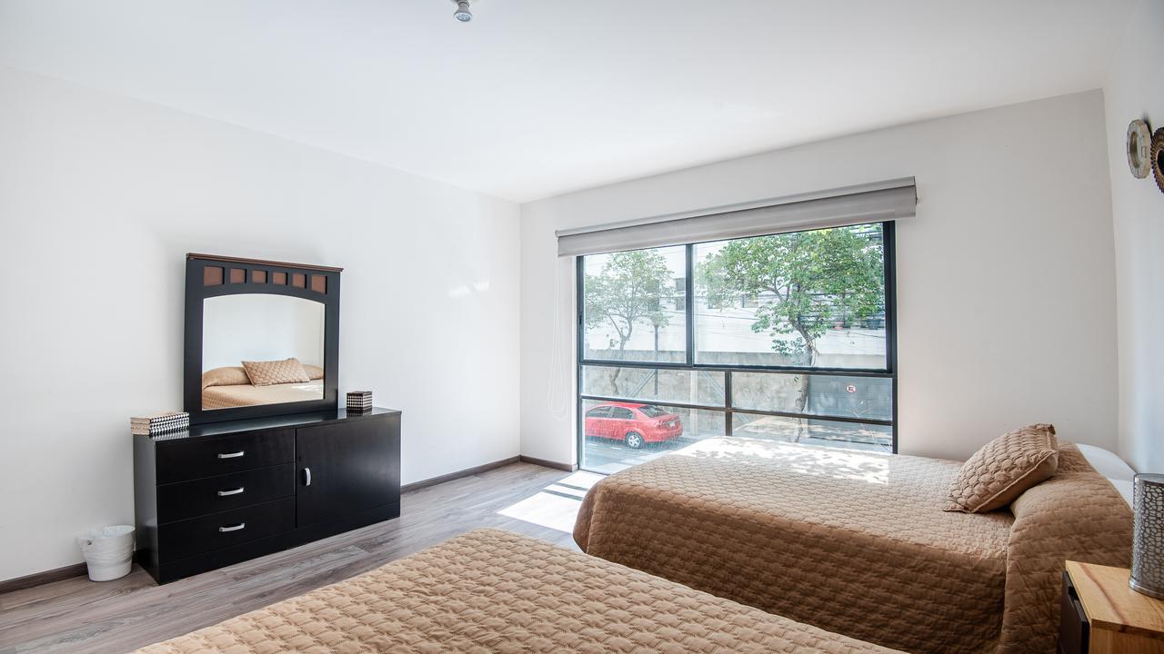 Imagen de habitación en Calle Manuel Villalongín, Cuauhtémoc
