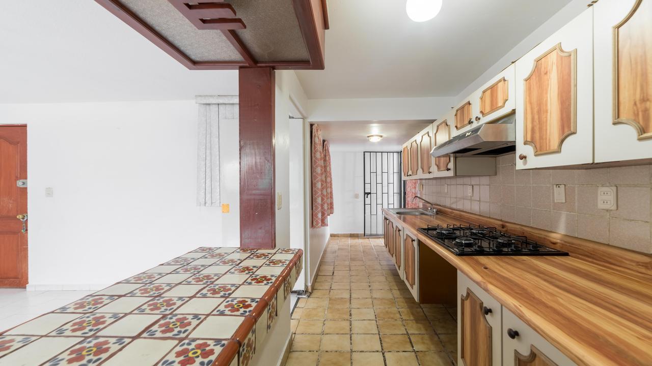 Imagen de cocina en Pergoleros, Tlalpan