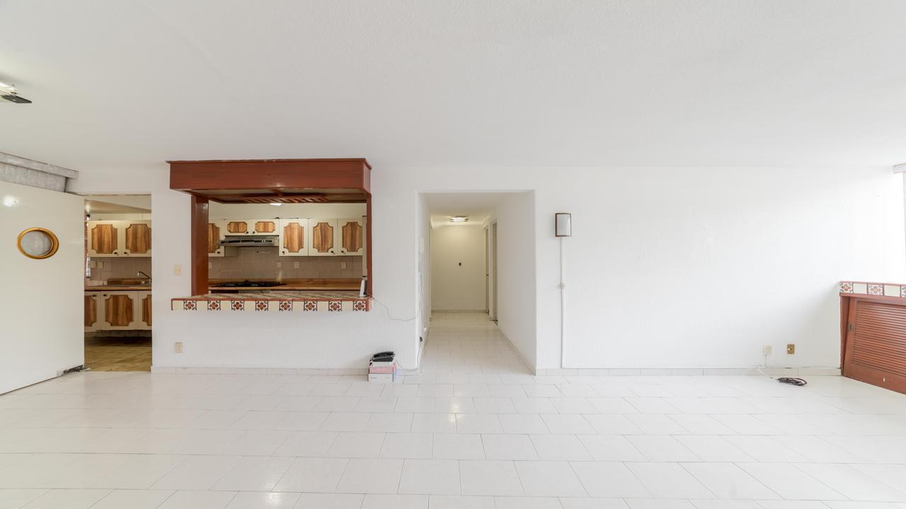 Imagen de salón en Pergoleros, Tlalpan
