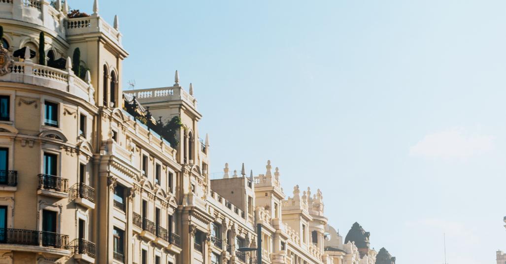 Edificios y pisos en Madrid